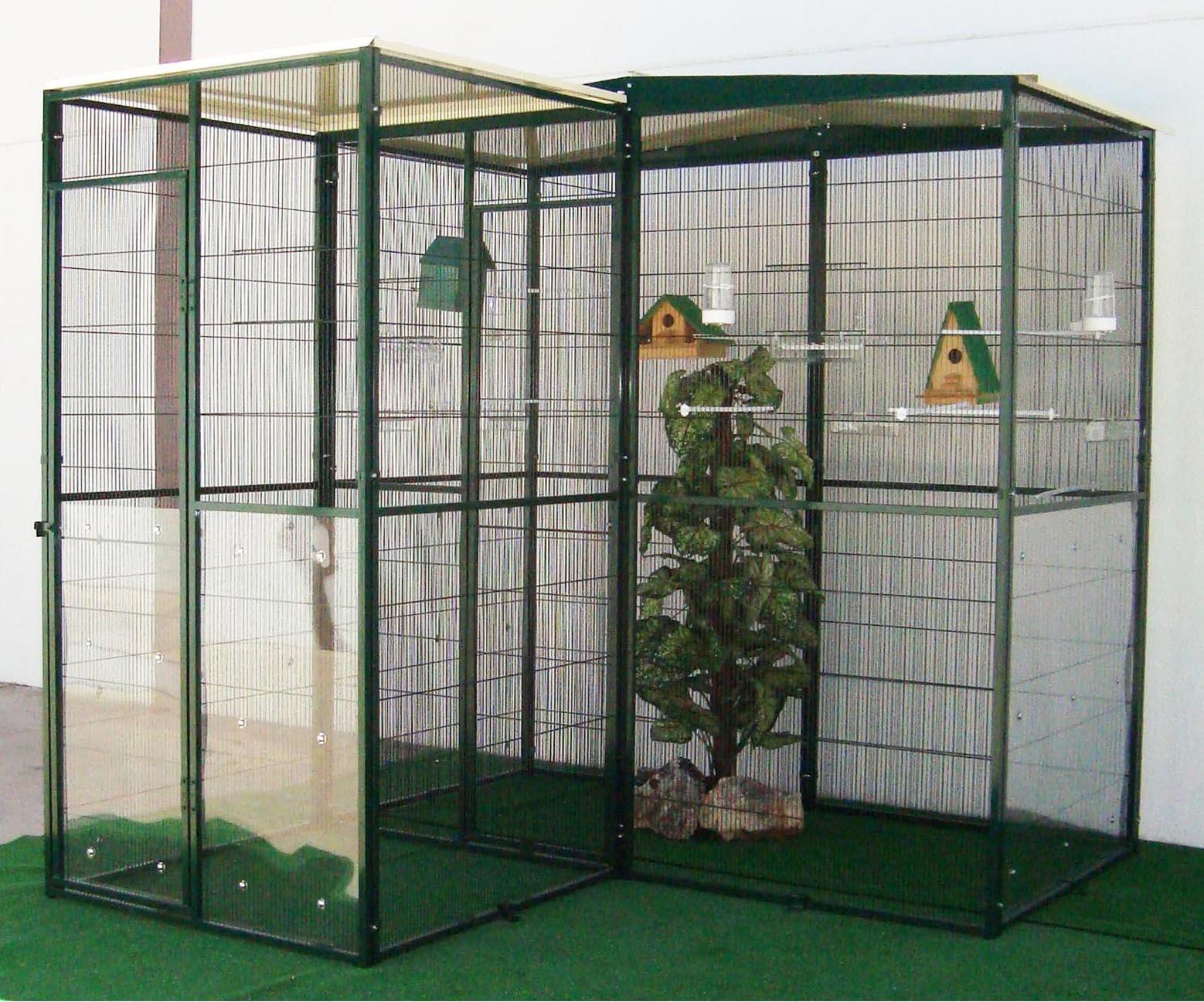 Ibipienso jaulas y voladeros for Jardin canario horario